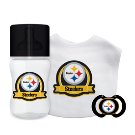 3-Piece Gift Set - Pittsburgh Steelers