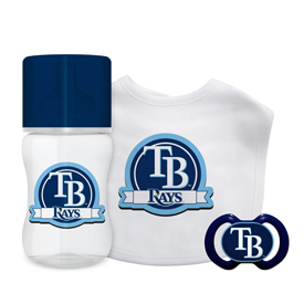 3-Piece Gift Set - Tampa Bay Rays