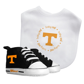 Bib & Prewalker Gift Set - Tennessee, University Of