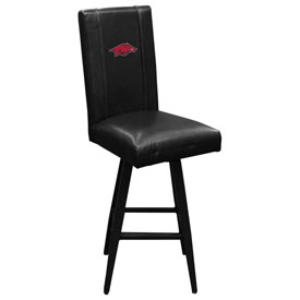 Arkansas Razorbacks Collegiate Bar Stool Swivel 2000
