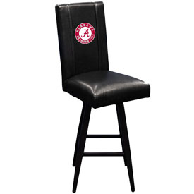 Alabama Crimson Tide Collegiate Bar Stool Swivel 2000