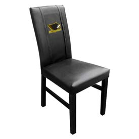 Michigan Tech Huskies Collegiate Side Chair 2000 with Overlap logo