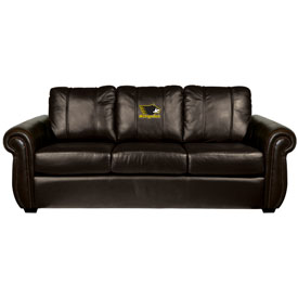 Michigan Tech Huskies Collegiate Chesapeake Sofa