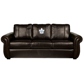 Toronto Maple Leafs NHL Chesapeake Sofa