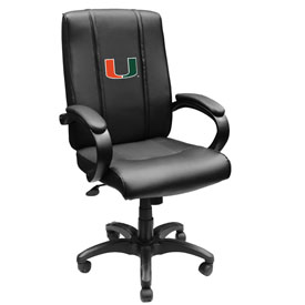 University of Miami Hurricanes Office Chair 1000
