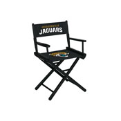 Jacksonville Jaguars Table Height Directors Chair