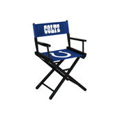 Indianapolis Colts Table Height Directors Chair