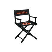 Cincinnati Bengals Table Height Directors Chair