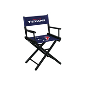 Houston Texans Table Height Directors Chair
