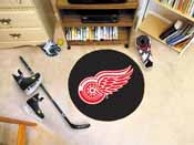 NHL - Detroit Red Wings Puck Mat