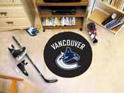 NHL - Vancouver Canucks Puck Mat
