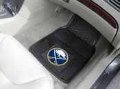 NHL - Buffalo Sabres 2-pc Vinyl Car Mat Set