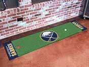 NHL - Buffalo Sabres Putting Green Mat 18x72