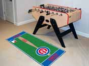 MLB - Chicago Cubs Baseball Runner 30x72