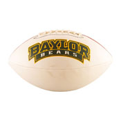 Baylor Full-Size Autograph Football