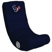 Houston Texans Video Chair W/ Bluetooth