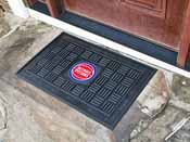 NBA - Detroit Pistons Door Mat 19.5x31.25