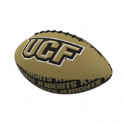 Central Florida Repeating Mini-Size Rubber Football