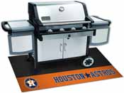 MLB - Houston Astros Grill Mat 26x42