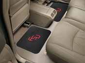 Florida State Backseat Utility Mats 2 Pack 14x17