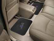 MLB - New York Mets Backseat Utility Mats 2 Pack 14x17