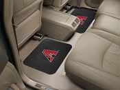 MLB - Arizona Diamondbacks Backseat Utility Mats 2 Pack 14x17