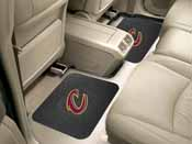 NBA - Cleveland Cavaliers Backseat Utility Mats 2 Pack 14x17