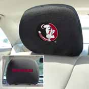 Florida State Head Rest Cover 10x13