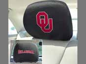 Oklahoma Head Rest Cover 10x13