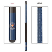 Houston Astros Billiard Cue