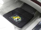 Northern Michigan 2-pc Vinyl Car Mat Set