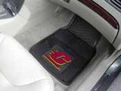 Central Michigan 2-pc Vinyl Car Mat Set