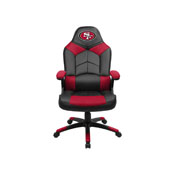 San Francisco 49Ers Oversized Video Gaming Chair