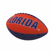 Florida Repeating Mini-Size Rubber Football