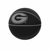Georgia Blackout Full-Size Composite Basketball