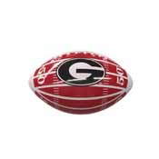 Georgia Field Mini-Size Glossy Football