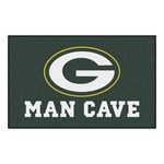 NFL - Green Bay Packers Man Cave UltiMat Rug 5'x8'