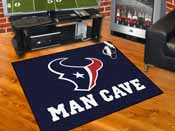NFL - Houston Texans Man Cave All-Star Mat 33.75x42.5