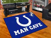 NFL - Indianapolis Colts Man Cave All-Star Mat 33.75x42.5