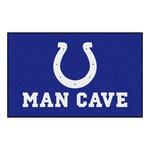 NFL - Indianapolis Colts Man Cave UltiMat Rug 5'x8'