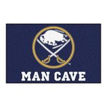 NHL - Buffalo Sabres Man Cave UltiMat Rug 5'x8'