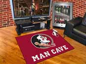 Florida State Man Cave All-Star Mat 33.75x42.5