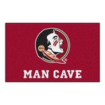 Florida State Man Cave UltiMat Rug 5'x8'
