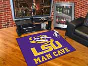 Louisiana State Man Cave All-Star Mat 33.75x42.5