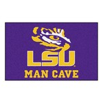 Louisiana State Man Cave UltiMat Rug 5'x8'