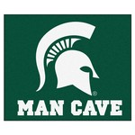 Michigan State Man Cave Tailgater Rug 5'x6'