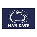 Penn State Man Cave UltiMat Rug 5'x8'