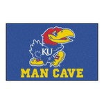 Kansas Man Cave UltiMat Rug 5'x8'