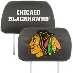 NHL - Chicago Blackhawks Head Rest Cover 10x13