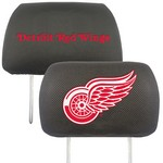 NHL - Detroit Red Wings Head Rest Cover 10x13